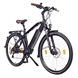 NCM Venice Plus E-Bike Trekking Rad, 250W, 48V...
