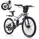 VIVI E-Bike Faltbares Elektrofahrrad,Erwachsene 26...