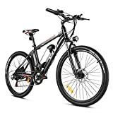 Vivi Ebike Elektrofahrrad Mountainbike, 26 Zoll E...