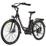 EBike City Efahrrad 350W Elektrofahrrad E Bike...