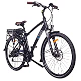 NCM Hamburg E-Bike City Rad, 250W, 36V 13Ah 468Wh...
