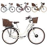 FISCHER E-Bike Retro ER 1804, Elektrofahrrad,...