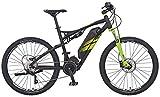 REX E-Bike Alu-Full Suspension MTB 650B 27,5'...
