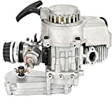 49CC 2-Takt Pocket Bike Getriebe Vergaser Set...