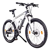 NCM Prague, E-Bike Mountainbike 36V 13Ah 468Wh,...