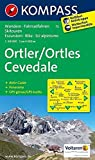 Ortler /Ortles - Cevedale: Wanderkarte mit Aktiv...