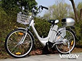 Viron Elektrofahrrad 250W / 36V E-Bike 26' Zoll...