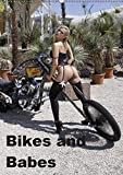 Bikes and Babes (Wandkalender 2019 DIN A2 hoch):...